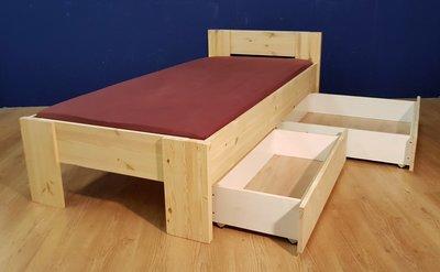 bed BRAM C+A met 2 laden